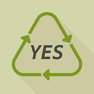 Recycle Yes